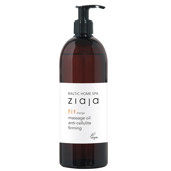 Baltic home spa fit anti-cellulite & firming massage oil  490ml -αντικυτταριτιδικό λάδι μασάζ