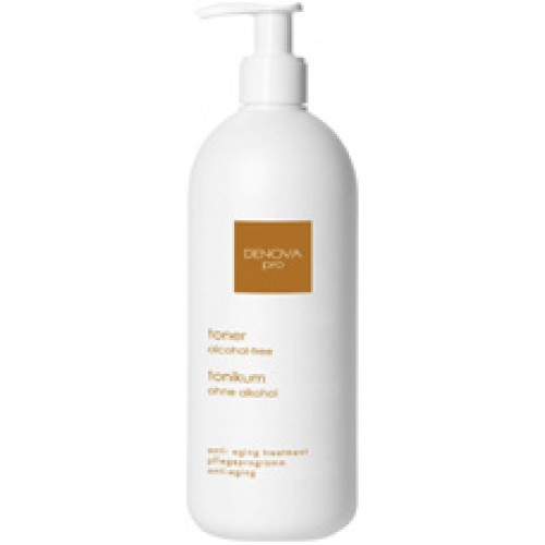 Dry normal toner alcohol free 500ml-σειρα κανονικά & ξηρά δέματα