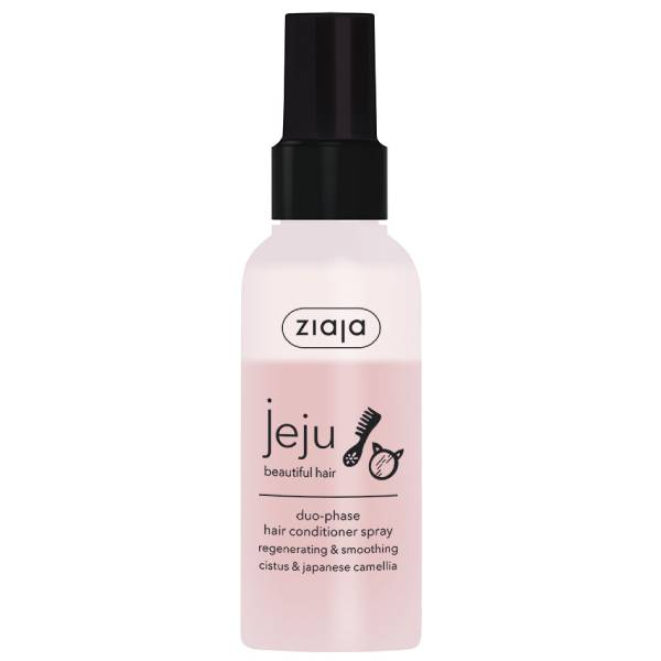 Jeju pink line duo phase hair conditioner spray 125ml