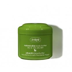 Olive body butter 200 ml -σειρά ελαιόλαδο