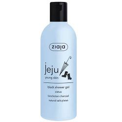 JEJU BLACK SHOWER GEL 300ml