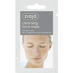 CLEANSING FACE MASK WITH GREY CLAY 7ml