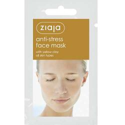ANTI-STRESS FACE MASK WITH YELLOW CLAY 7ml