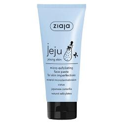 JEJU MICRO-EXFOLIATING FACE PASTE 75ml