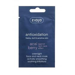 ACAI BERRY ΜΑΣΚΑ ΘΡΕΨΗΣ & ΑΝΑΠΛΑΣΗΣ ΠΡΟΣΩΠΟΥ & ΛΑΙΜΟΥ 50ML