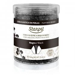 Film wax black perlas Starpil. Πέρλες 600gr